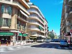 Rue Dante - 200 metres from the Mediterranean