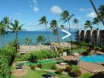 Secluded Oceanfront Maui 2BD Paradise Over Waves