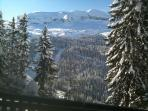 Wonderful Views from any number of Superb Points in the  Flaine area, explore and enjoy. x