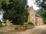 'Churchaven' The Old Vicarage