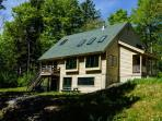 #139 Brand-new house where cozy cabin meets contemporary cottage