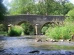 Bridge over the River Frome at Freshford