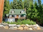 Walk to private HOA beach at Lake Tahoe!