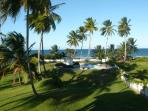 Ocean Front Home 4/4 private beach/pool/24 staff