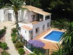 Casa Las Terrazas with Private pool/garden,Seaview