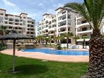 Luxurious Apartment With 2 Bedrooms Marjal Beach