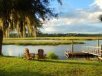 River Tide Cottage - On Tidal Creek/Big Marsh View