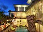 Casa Blanco Luxury Apartment Seminyak Kerobokan