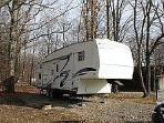 Luxury RV 1 mile from Cooperstown All Star Village