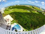 Puerto Cancun, Golf Course Front!! 3bed/ 3.5 baths