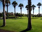 Golf course. Two courses, 46 holes to choose and try your better shoot.