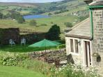 View of Ponden from cottage