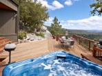 The View - Hot Tub and Amazing Views