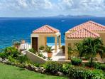 SPECIAL OFFER: St. Martin Villa 220 The Villa Is Perched On The Hillside With Stunning Views Of The Ocean.