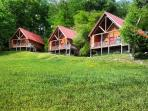Cornerstone Cabins & Lodge