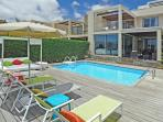 Holiday villa with 3 bedrooms and pool
