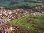 Warwick and the Racecourse