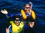 Welkom to our snorkel sites