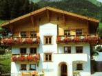 Vacation Apartment in Pettneu am Arlberg - 915 sqft, comfortable, calm, nice view (# 5197)