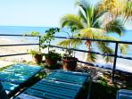 Beachfront  Corcega Beach 2 BR/2BA with Dune Deck