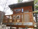 Cozy Heated Tree House in heart of Ketchum