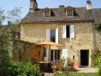 Adorable Domme stone cottage
