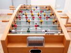 Games room /utility room with table football