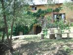 Amazing Tuscan farmhouse in Ponte a Moriano with 4 bedrooms, private pool and garden