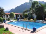 Holiday house for 5 persons, with swimming pool , in Buenavista del Norte