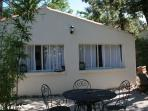 Cottage with separate entrance for 2 persons