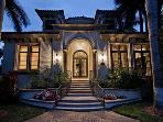 Royal Palm Beach House & Guest Cottage