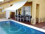 Holiday house for 6 persons, with swimming pool , in Empuriabrava