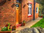 St Cuthbert's cottage Seaham.