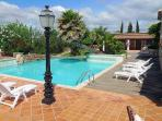 Pezenas villa with spa - 654