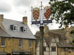 Coat of Arms, High St, Chipping Campden
