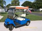 2002 Yamaha Elec Golf Cart Avail
