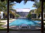 3 bed house in Tulum in pool complex near Centre