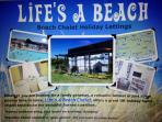 Life's a Beach Holiday Chalet