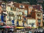 Villefranche Quayside