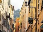Charming Provencal in Old Nice