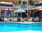 Another view of the Pool Bar Area