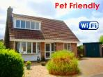 HOLIDAY COTTAGE IN CHAPEL ST LEONARDS, LINCS.