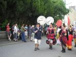 Sausage festival and hilarity in Guemene