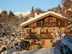 Chalet in Megeve 5 Bedrooms