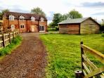 Pinfold Barn detached country cottage