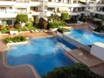 los Cristianos  garden apartment 2 shared pools