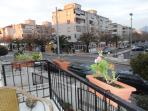 Local Bars & Restraunts from front balcony, lots to choose from within miniutes walk with no hil