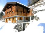 Chalet Grouse is on three levels