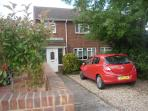 Four bed house in Broadstairs
