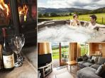 Holiday Cabin in Pitlochry